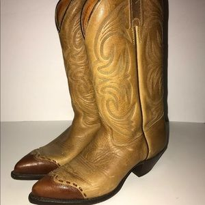 J Chisholm Cowboy Boots Size 7,5 M